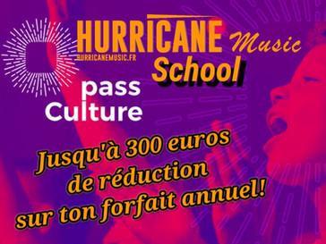 Pass Culture 2021 et Nouvelles fiches d'inscription 2021-2022