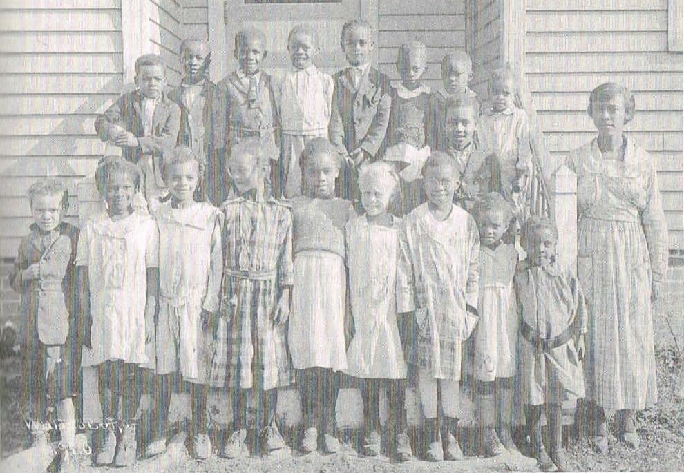 Whitesboro school 1920