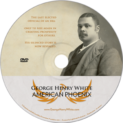 George Henry White DVD