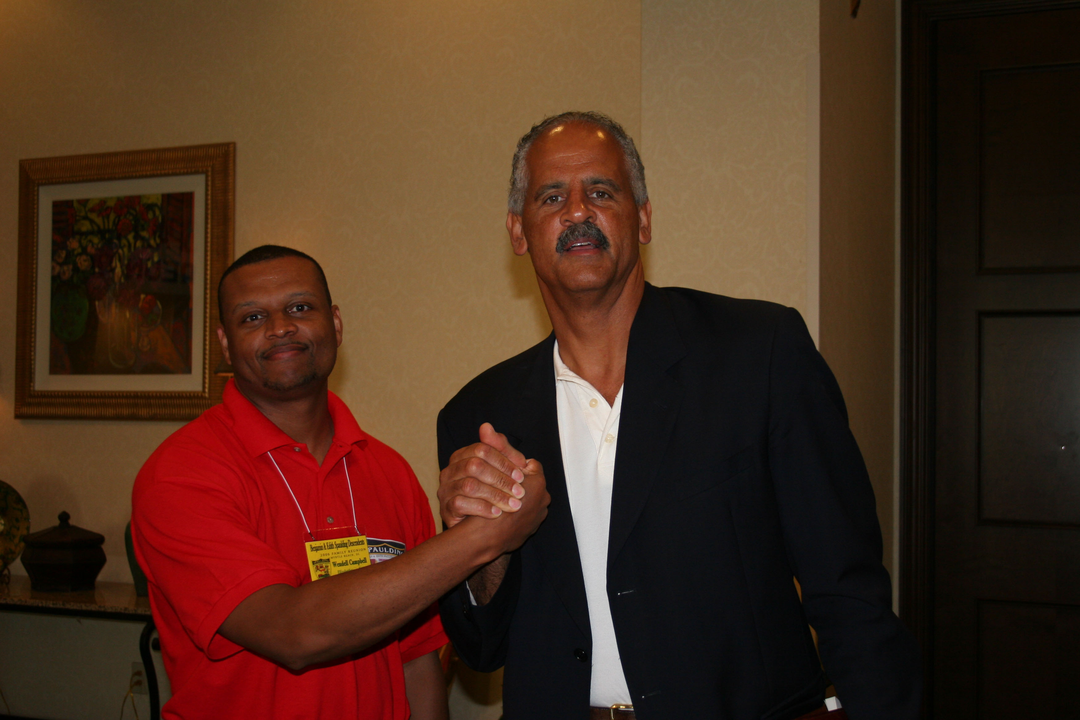 Wendell and Stedman