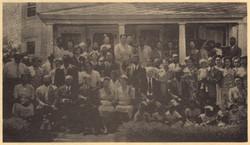 Whitesboro party 1944