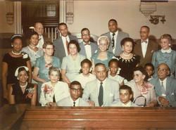 Theodore O. Spaulding & family