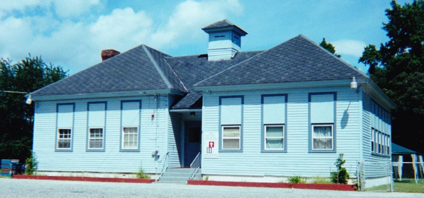 Whitesboro School old