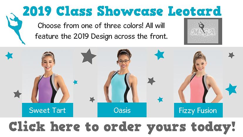 Class Showcase apparel