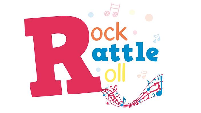 Rock Rattle Roll Logo