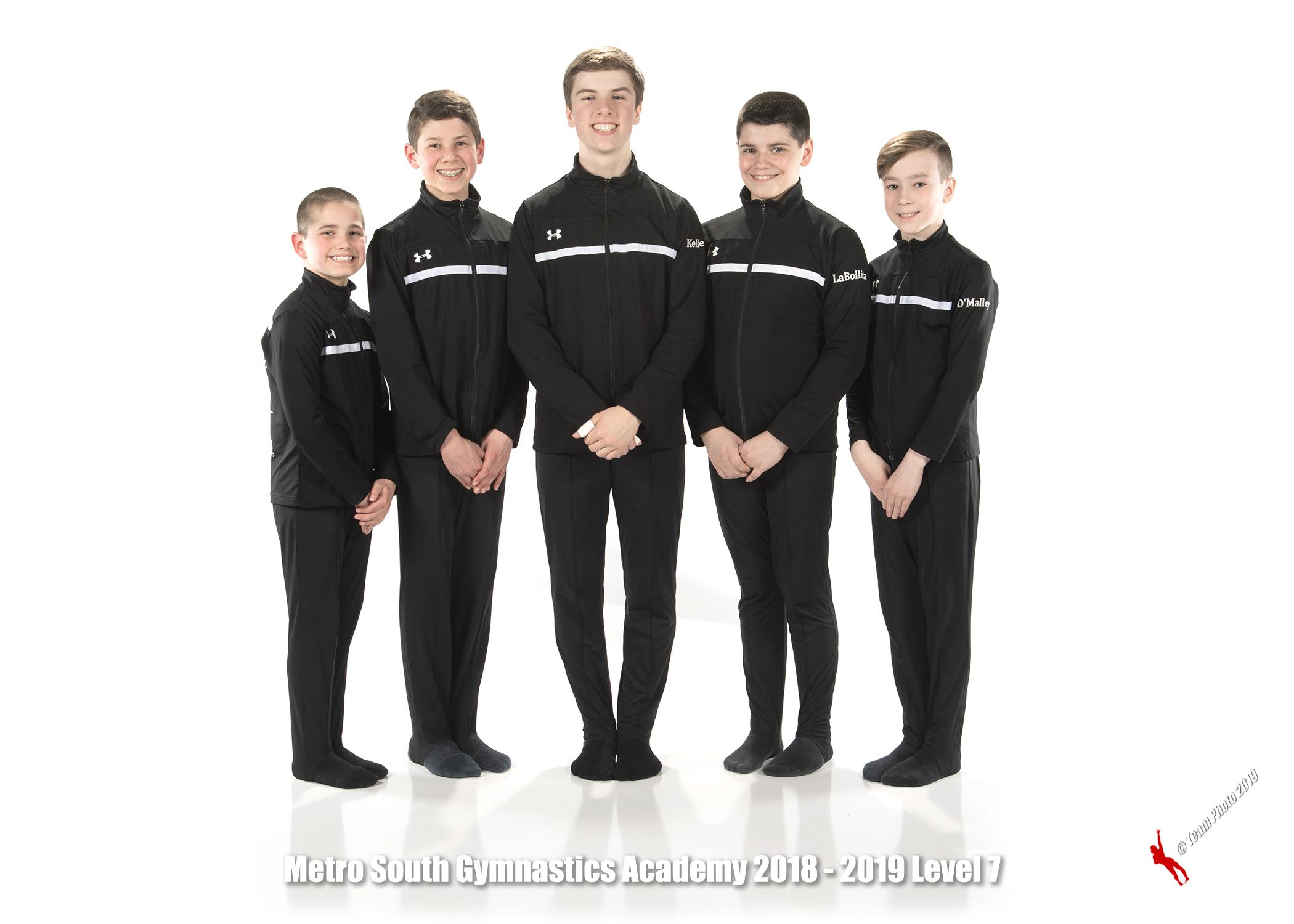 Boys JO Team ~ Level 7