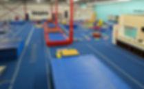 Tumble Track & Floor
