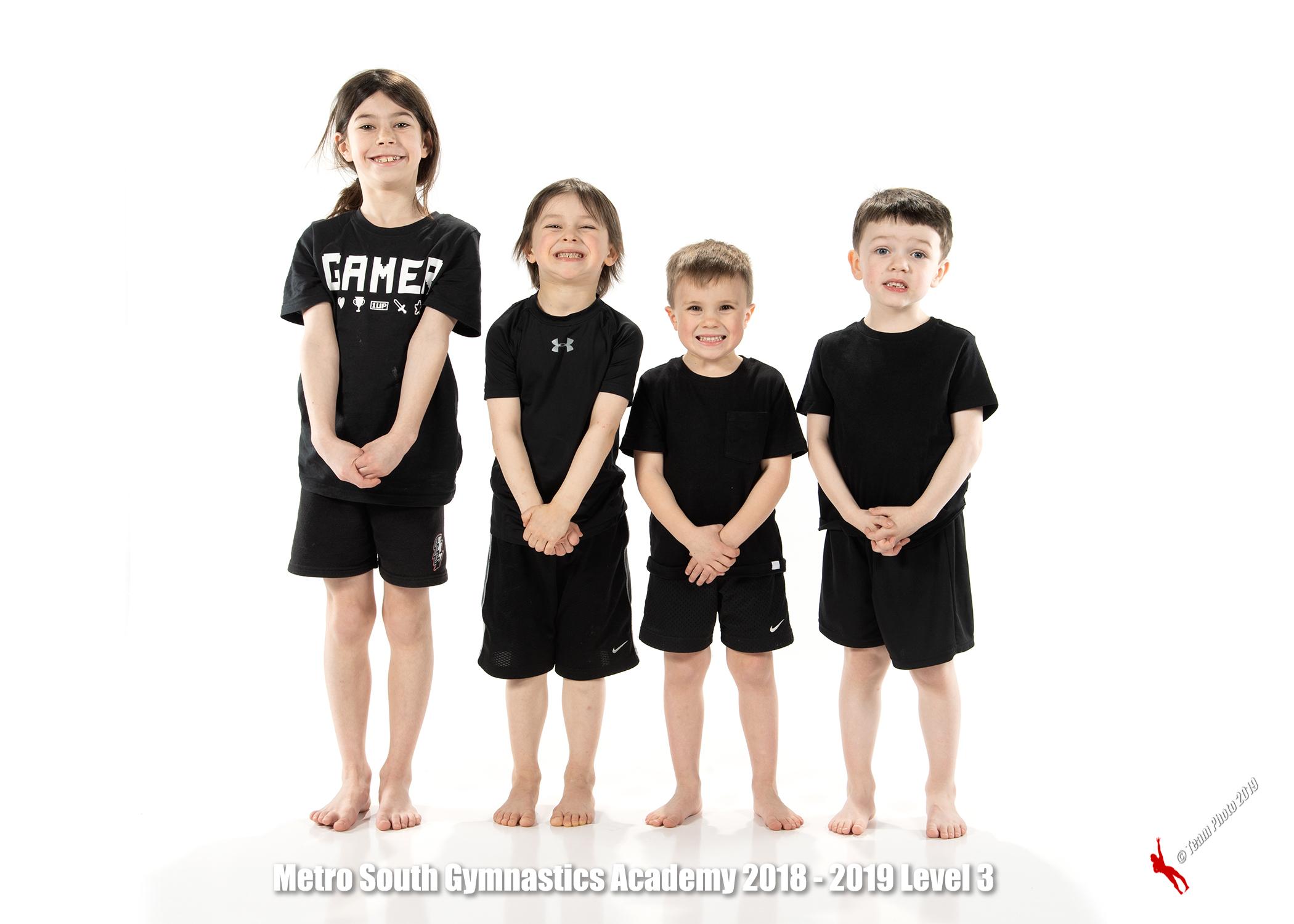 Boys JO Team ~ Pre-Team