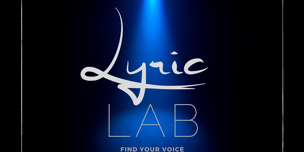 Live at the Lyric Lab! - Live Stream
