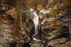 Chasm Falls Colorado