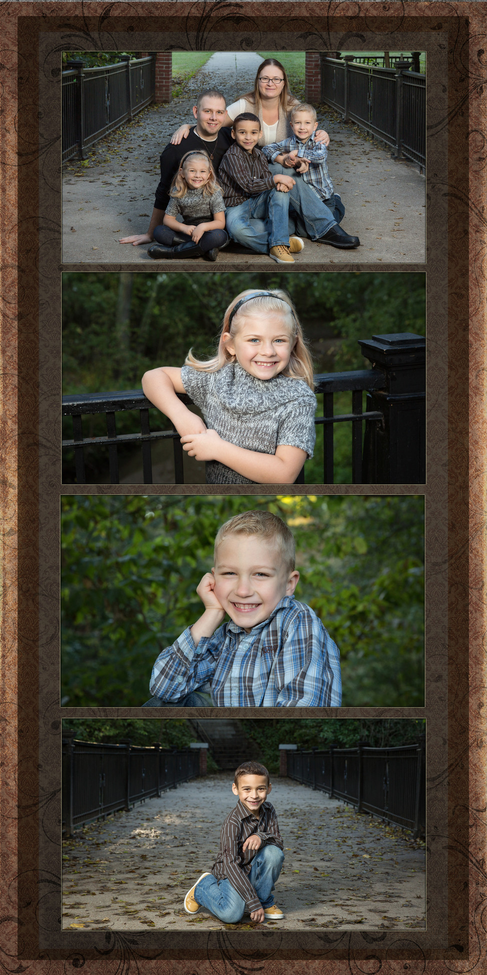 "I hope every family portrait photographer has an ""Ashley"""