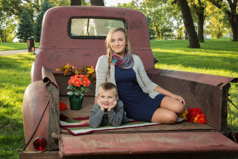 fall outdoor session omaha photographer