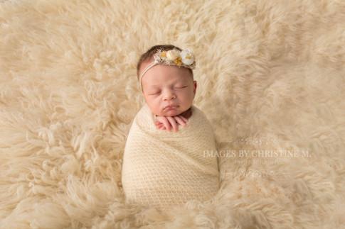Newborn papoose