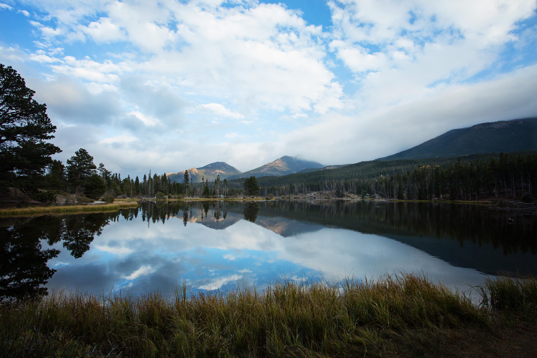 Sprague Lake in RMNP