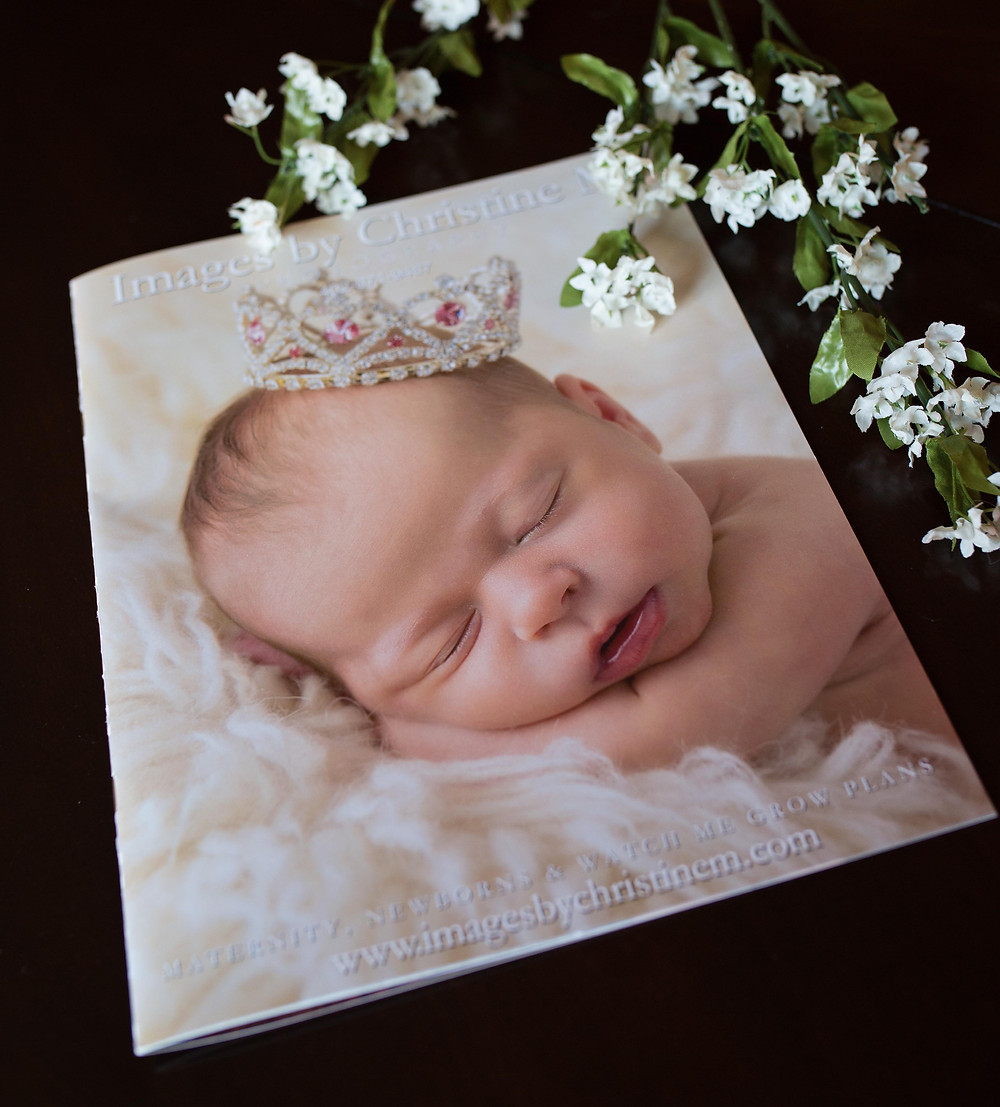 Newborn photography session prep guide