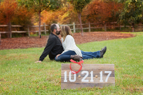 Engagement  pic save the date