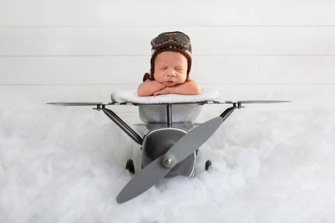 Newborn airplane composite