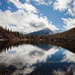 Colorado Lake Mountains
