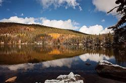 Bear Lake in Colorado