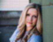 Ashley Mills Becher headshot by Shared Light Photography