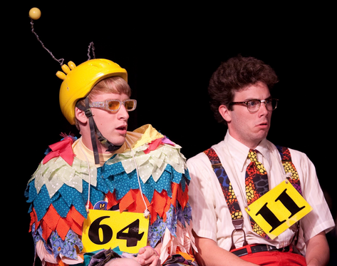 Leaf Coneybear - The 25th Annual Putnam County Spelling Bee
