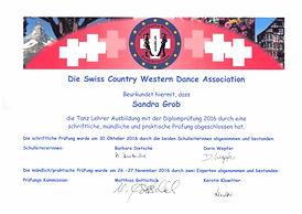 SCWDA Zertifikat