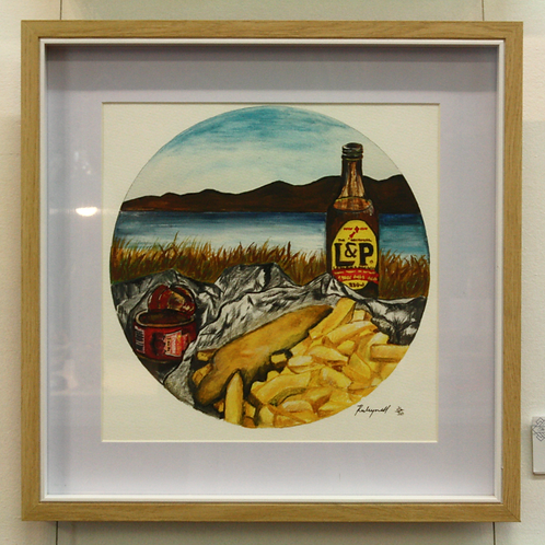 Fish 'n' Chip Date Night - Kirsty Meynell