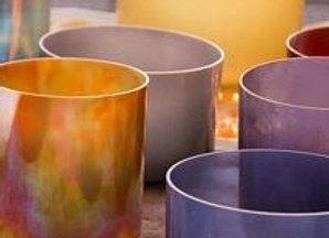 14'' Alchemical Fusion Quartz Crystal Bowl