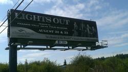 Oregon Billboard
