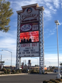 Marquee at The Cannery in Las Vegas