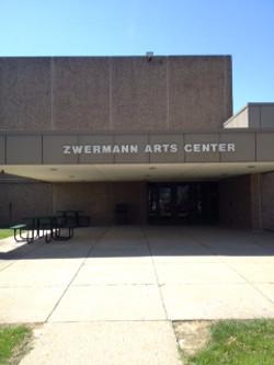 The Zwermann Arts Center, Illinois