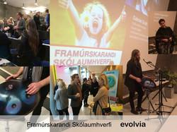 Framúrskarandi Skólaumhverfi 2016