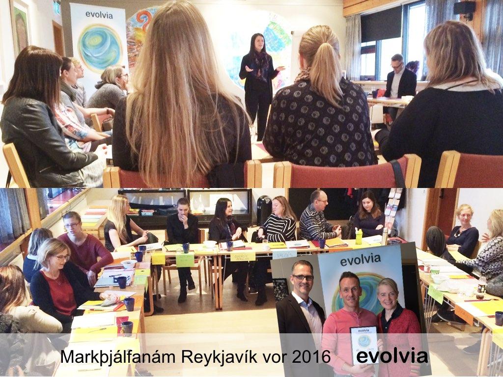 Markþjálfanám Rvk vor 2016