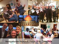 Markþjálfanám Rvk I, haust 2016