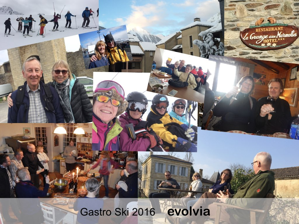 Gastro Ski 2016