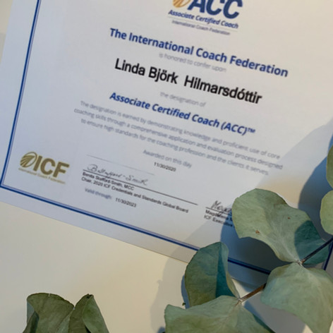 Linda Björk Hilmarsdóttir, ACC