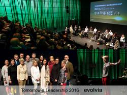 Tomorrow´s Leadership 2016