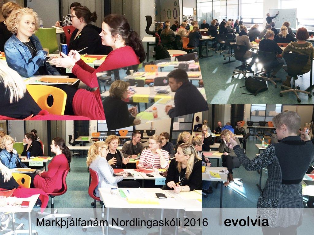 Markþjálfanám, Nordlingaskóli
