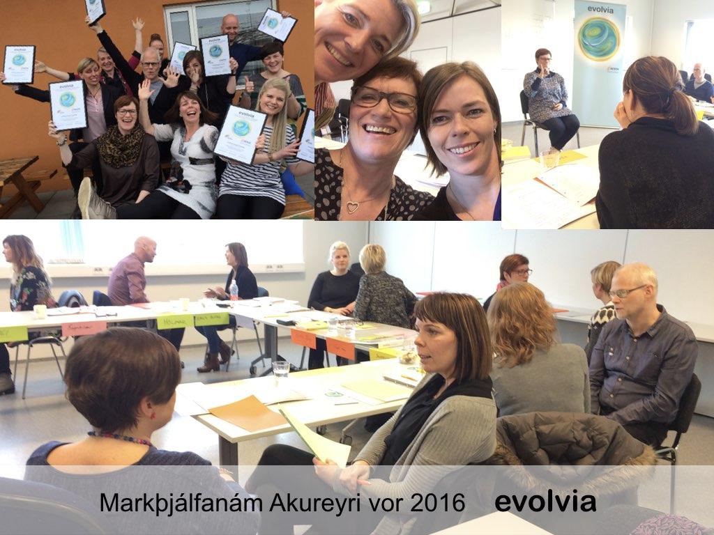 Markþjálfanám Akureyri vor 2016
