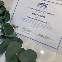 Alma Arnadóttir, ACC