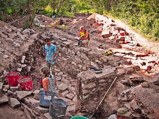 The Capital's Curious Archaeology
