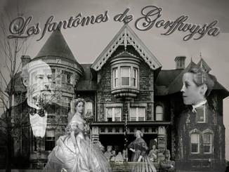 Les fantômes de Gorffwysfa