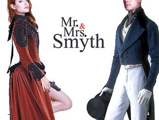 Mr. & Mrs. Smyth - A Spy Story Linked to our Capital Area