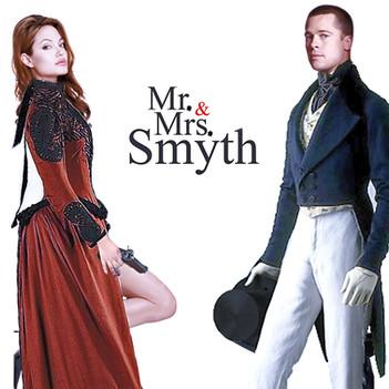 M. et Mme Smyth - Une histoire d'espionnage liée à notre région de la Capitale