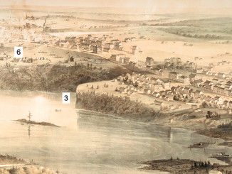 Ottawa - a Walking Tour for Canada Day with some more Curious History