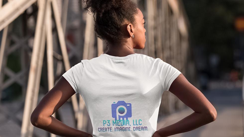 The P3 Logo T-Shirt (Back)