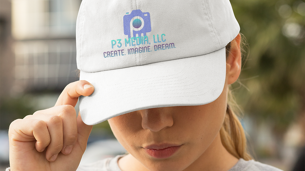 The P3 Logo Embroidered Hat