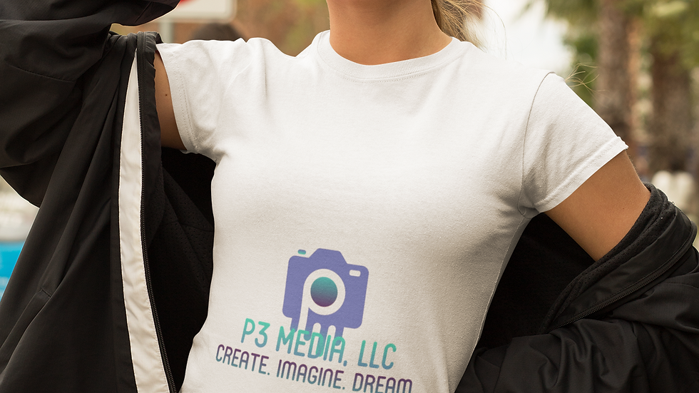 The P3 Logo T-Shirt (Front)