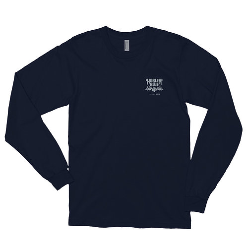 EMBROIDERED LONG SLEEVE UNISEX