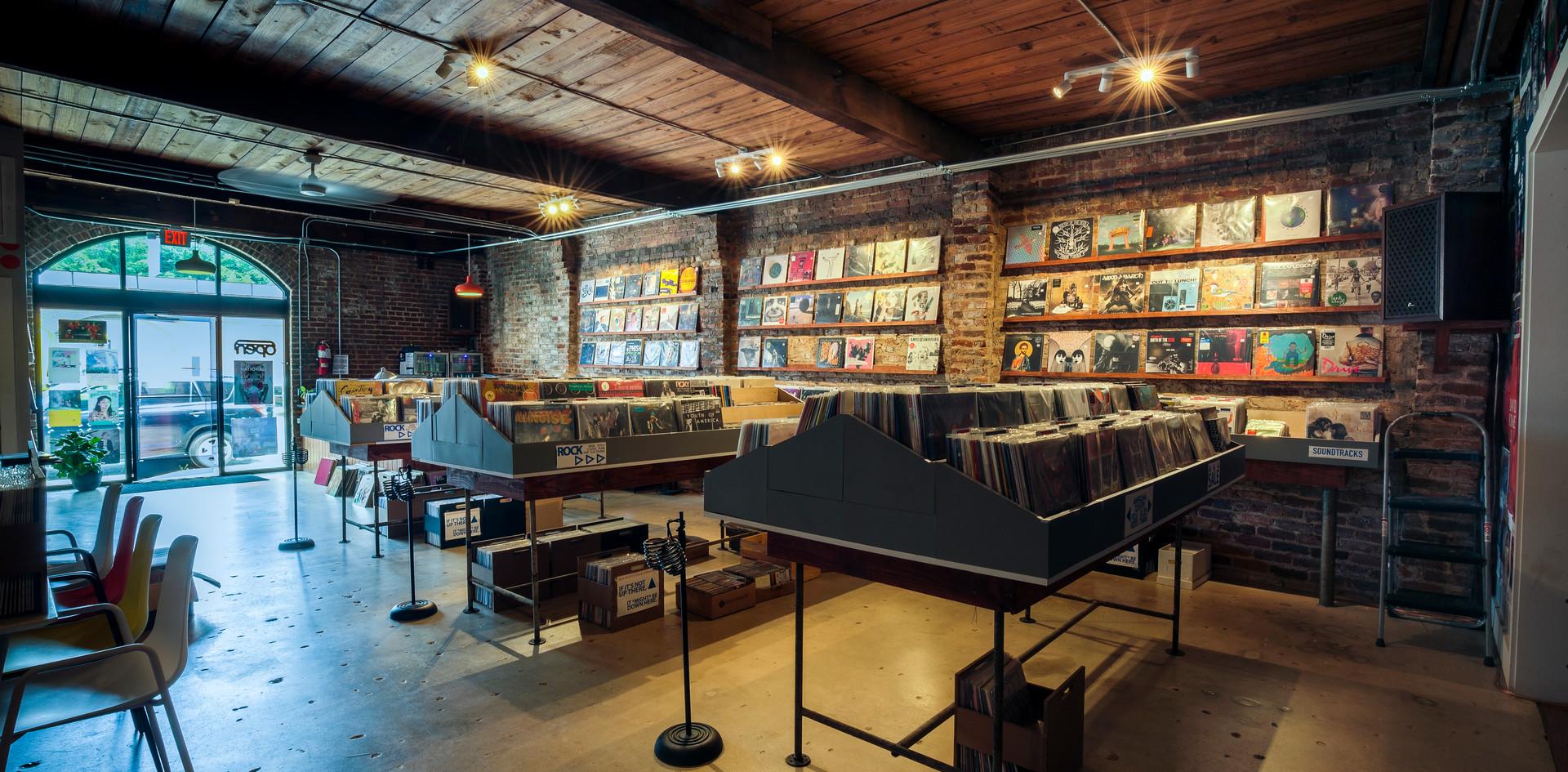 10000 Hz Record Store